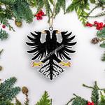 Gearhomies Ornament Greek Eagle Symbol