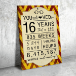 Gearhomies Personalized Canvas You Have Been Loved