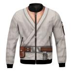 Gearhomies Bomber Jacket Jedi Luke 3D Apparel