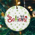 Gearhomies Ornament Believe