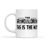 Gearhomies Mug The Grandalorian This Is The Way