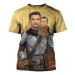 Personalized 3D T-Shirt The Unclelorian