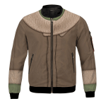 Gearhomies Bomber Jacket The Child Star Wars 3D Apparel