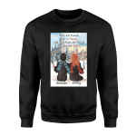 Gearhomies Sweatshirt Personalized 2 Name There Are Friends That Become Family