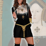 Gearhomies Dress Hoodie Catherine of Aragon Queen of England Historical 3D Apparel