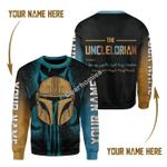 Gearhomies Unisex Sweatshirt The Unclelorian 3D Apparel
