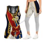 Gearhomies Tank Top & Leggings Horatio Nelson 1st Viscount Nelson Navy Sailor Historical 3D Apparel