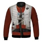 Gearhomies Bomber Jacket Poe Dameron 3D Apparel