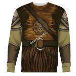 Gearhomies Unisex Sweatshirt Gamorean 3D Apparel