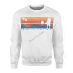 Gearhomies Sweatshirt White This Is The Way 3D Apparel