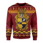 Gearhomies Sweatshirt Alpha Phi Alpha 3D Apparel