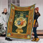 Gearhomies Blanket French King Louis XV