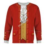 Gearhomies Unisex Sweatshirt Mozart 3D Apparel