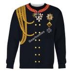 Gearhomies Unisex Sweatshirt Ludwig Yorck Von Wartenburg 3D Apparel