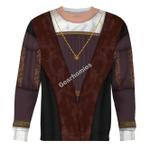 Gearhomies Unisex Sweatshirt Christopher Columbus 3D Apparel