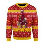 Merry Christmas Gearhomies Unisex Christmas Sweater Chibi Harry Potter