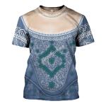 Gearhomies Unisex T-Shirt Marie Antoinette - Queen of France 3D Apparel