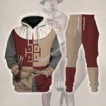 Gearhomies Tracksuit Hoodies Pullover Sweatshirt Tripoli Crossbowman Historical 3D Apparel