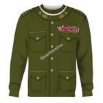 Gearhomies Unisex Sweatshirt Peyton C. March 3D Apparel