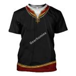 Gearhomies Unisex T-Shirt King Ferdinand II of Spain 3D Apparel