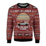 Merry Christmas Gearhomies Unisex Christmas Sweater We Are Going To Mars
