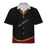 Gearhomies Unisex Hawaiian Shirt King Ferdinand II of Spain Historical 3D Apparel