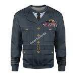 Gearhomies Unisex Sweatshirt Recipient Of The Victoria Cross Leonard Cheshire 3D Apparel
