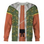 Gearhomies Unisex Sweatshirt Celebi Mehmed Ottoman Empire 3D Apparel