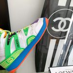 Gucci Multicolor Basket High-Top Sneakers