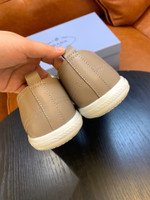 Shoes PRADA 2021 New Lace-up Casual light brown