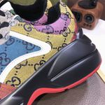 Gucci Shoes ryhton multicolor sneakers
