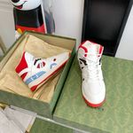 Shoes Gucci Basket high top sneaker