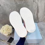 Shoes PRADA 2021 Miuccia Raf Simons white x brown