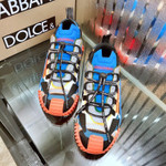 Dolce &Gabbana Mixed-material NS1 sneakers