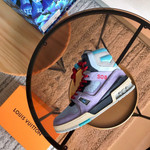 Shoes LV TRAINER hightop