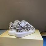 Shoes Alexander McQUEEN flower sneaker