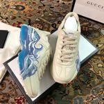 Gucci Rhyton 'Wave' 576052-DRW00-9522 sneaker shoes