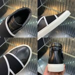 Shoes GIVENCHY PARIS Urban Street glossy black