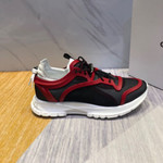 Shoes GIVENCHY Outdoor Sports black x red
