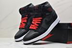 """Air Jordan 1 High OG """"Black Satin"""""""