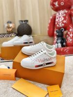 Shoes LV trainer white sneaker 2021
