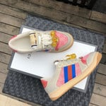 gucci dirty casual shoes