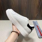 Shoes PRADA Soft Calf white x black
