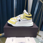 Shoes Valentino High hop sneakers white and Yellow