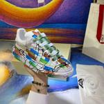 Shoes Alexander McQUEEN graffiti sneaker