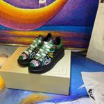 Shoes Alexander McQUEEN oversize black sneakers