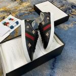 Shoes Gucci ACE black bee sneaker