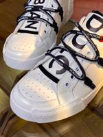 Dolce &Gabbana Portofino logo-embossed sneakers
