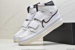 Air Jordan 1 Retro High Double Strap'Black White'