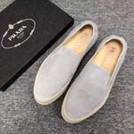 Shoes PRADA Casual New gray